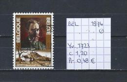 België 1974 - YT 1723 Gest./obl./used - Usati