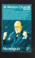 Nicaragua 1974 Sir Winston Churchill 2c MNH - Nicaragua