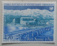 TAAF  -   Kerguelen -  Port Jeanne D´Arc 1930  - Neuf - Poste Aérienne