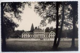 DORDIVES---1960 --- Le Château De Thurelles (animée,enfants (colonie Vacances ???)--cpsm 14 X 9 N°12 éd Combier - Dordives