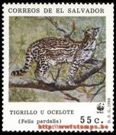 """""""50% DISCOUNT WWF - EL SALVADOR - 1988 - Stamp - Official Stamp Set -"""" - Zonder Classificatie"""