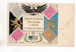 28981  -    Kelmis   1902 - La Calamine - Kelmis
