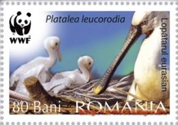 """""""50% DISCOUNT WWF - ROMANIA - 2006 - Stamp - Official Stamp Set - Out Of The Sheetlets"""" - W.W.F."""