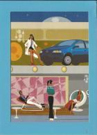 FIAT Punto Sport - PUBLICIDADE - Advertising - Portugal - 2 SCANS - Publicité