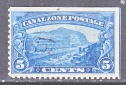 CANAL  ZONE  44  MARGIN  COPY    (o) - Canal Zone