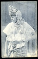Cpa Algérie Jeune Fille Mauresque      AO7 - Women