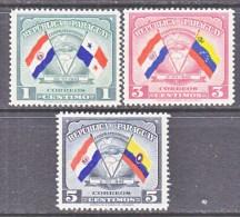 PARAGUAY  415+   *   FLAGS - Paraguay