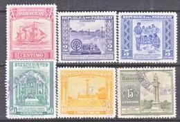 PARAGUAY  435-40   *  (o) - Paraguay