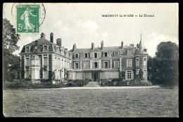 Cpa Du 27 Beaumont Le Roger Le Château      AO7 - Beaumont-le-Roger