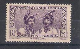 Martinique Y/T   Nr 148B*  (a7p4) - Martinique (1886-1947)