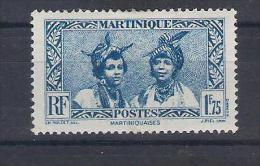 Martinique Y/T   Nr 149A*  (a7p4) - Martinique (1886-1947)