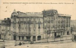 19 BRIVE - Hôtel Terminus Et Grand Hôtel Réunis - Brive La Gaillarde