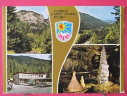 Slovaquie - Jasná Nízke Tatry - Scans Recto-verso - Slovakia