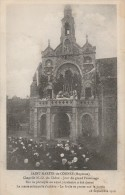 SAINT MARTIN DE CONNEE -53- CHAPELLE ND DU CHENE - JOUR DE GRAND PELERINAGE - Other Municipalities