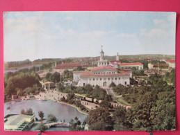Bulgarie - Plovdiv - Vue De La Foire Internationale - Scans Recto-verso - Bulgarie