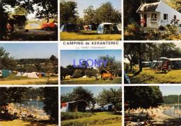 CPSM 10X15 De La Forêt De FOUESNANT (29) - Le CAMPING De KERANTEREC -1971  - N° 320 EP - Fouesnant