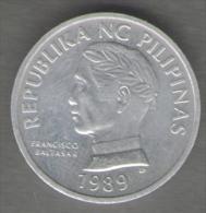 FILIPPINE 10 SENTIMO 1989 - Filippine