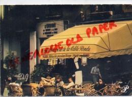 38 -  GRENOBLE - CAFE BRASSERIE DE LA TABLE RONDE - PLACE SAINT ANDRE - CARTE PRESTIGE - Grenoble