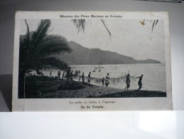 La Pêche Au Lauloa à Pagopago Iles De Tutuila - Samoa Americana