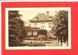 Maison 5 Rue Elisabeth cpa avec  Deux Scanns