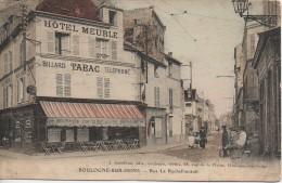92 BOULOGNE-SUR-SEINE  Rue La Rochefoucault - Boulogne Billancourt