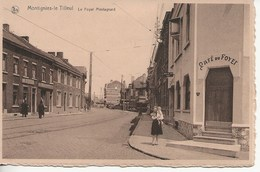 Montignies Le Tilleul.Le Foyer Montagnard. - Montigny-le-Tilleul