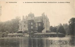 CPA SAINT VAAST DE LA HOUGUE - Saint Vaast La Hougue