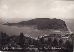 PORTOVENERE  /   Isola Palmazia _ Viaggiata - La Spezia