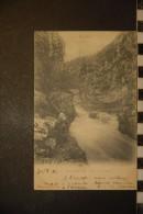 CP, 46, Rocamadour Moulin Du Saut N°16 Edition Magasin Du Pelerinage Dos Simple Precurseur 1903 Animation - Rocamadour