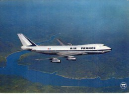 "Aviation.. Avion.. Boeing 747.. ""Air France"" - 1946-....: Moderne"