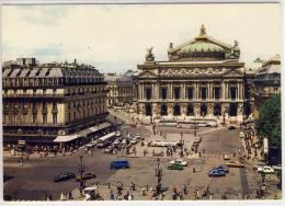PARIS - Place De L´Pera - Transport Urbain En Surface