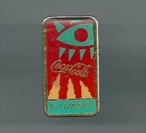 Pin Coca Cola - Coca-Cola