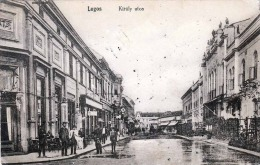 LUGOS (Rumänien) - Kiràly Ulca - Rumänien
