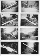 Indochine 1946 Poste De La Légion étrangère 13ème DBLE Tonkin Hauts Plateaux RC4 Pays Mhong 18 Photos - Guerra, Militari