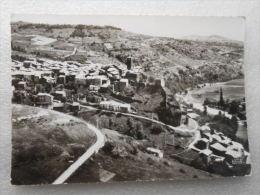 CP 43 En Avion Au Dessus De ...  CHILHAC  Vers Lavoute Chilhac -  Chilhac Et Ses Orgues  - La Route Et Les Virages 1980 - Autres Communes