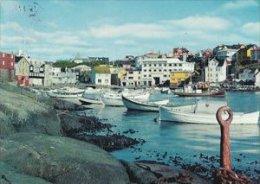 Torshavn.  Used In Denmark     # 03805 - Faroe Islands