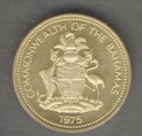 BAHAMAS 1 CENT 1975 - Bahamas