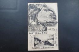 Grottes De Han Et De Rochefort - Belgium