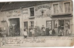 Carte Postale Ancienne De HORTES - France