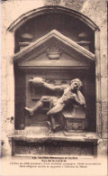 NANTES Pittoresque Et Curieux - Rue De La Juiverie - Tableau En Relief Provenant D'une Ancienne Synagogue - Nantes