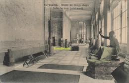 CPA  TERVUEREN MUSEE DU CONGO BELGE SALLE DES BOIS COTE NORD - Tervuren