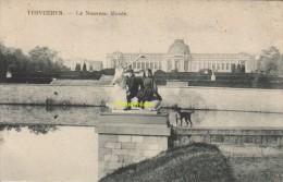 CPA TERVUEREN LE NOUVEAU MUSEE - Tervuren