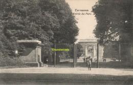 CPA TERVUEREN  ENTREE DU PARC - Tervuren
