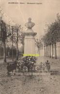 CPA  MOERBEKE WAES MONUMENT LIPPENS - Moerbeke-Waas