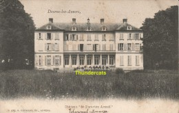 CPA DEURNE SUD LEZ ANVERS CHATEAU DE ZWARTEN AREND EDIT HERMANS - Belgique