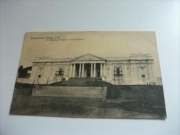 Esposizione Di Roma 1911 Il Padiglione Inglese A Valle Giulia - Esposizioni