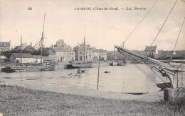 ¤¤  -   120   -   PAIMPOL   -   Les Bassins   -  Voiliers    -  ¤¤ - Paimpol