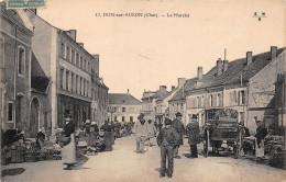 ¤¤  -   17   -   DUN-sur-AURON    -  Le Marché    -  ¤¤ - Non Classés