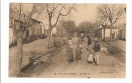 DAMIETTE - ALGERIE - ENVIRONS DE MEDEA - BELLE ANIMATION - Autres Villes