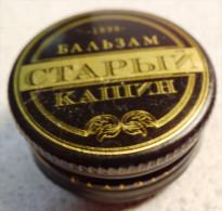 Russia 2012 1 V Balm Of  Tver Old Kashin - Capsules